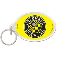 Picture of Columbus Crew SC Acrylic Key Ring Oval