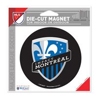 "Picture of Impact Montreal Die Cut Magnet 45"" x 6"""