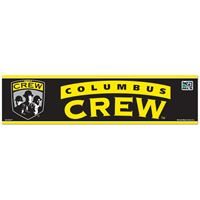 """Picture of Columbus Crew SC Bumper Strip 3"""" x 12"""""""