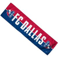 "Picture of FC Dallas Cooling Towel 8"" x 30"""