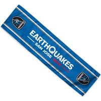 "Picture of San Jose Earthquakes Cooling Towel 8"" x 30"""
