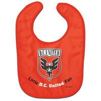 Picture of DC United All Pro Baby Bib