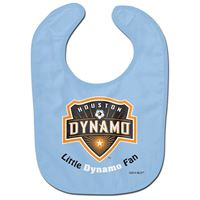 Picture of Houston Dynamo All Pro Baby Bib