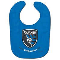 Picture of San Jose Earthquakes All Pro Baby Bib