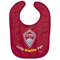Picture of Colorado Rapids All Pro Baby Bib