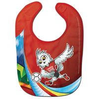 Picture of Women's World Cup Generic All Pro Baby Bib