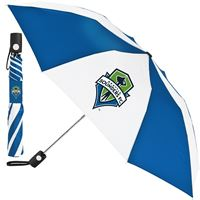 Picture of Seattle Sounders Auto Folding Umbrella