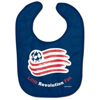 Picture of New England Revolution All Pro Baby Bib