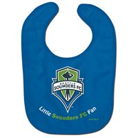 Picture of Seattle Sounders All Pro Baby Bib