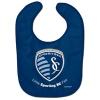 Picture of Sporting Kansas City All Pro Baby Bib