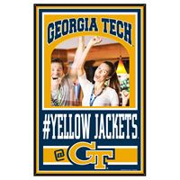 Picture of Georgia Tech Mirror Wood Sign