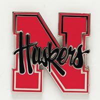 Picture of Nebraska, University of Cloisonne Pin Bulk