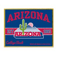 Picture of Arizona, University of Brass Pin Clamshell