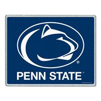 "Picture of Penn State University Glass Cutting Board 7"" x 9"""