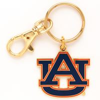 Picture of Auburn University Cloisonne Key Ring Carded