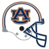 Picture of Auburn University Collector Pin Jewelry Card