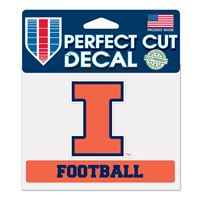 Picture for category Perfect Cut Color Decal FOOTBALL