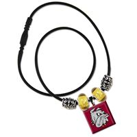 Picture of Minnesota-Duluth, University of Lifetile Necklace w/Beads