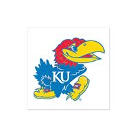 Picture of Kansas, University of Glitter Tattoo 2 pack