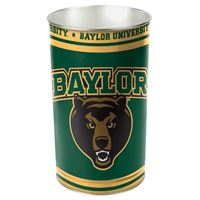 "Picture of Baylor University Wastebasket - tapered 15""H"