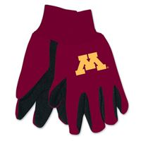 Picture of Minnesota, University of Adult Two Tone Gloves