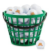 Picture of Minnesota, University of Bucket of 36 Golf Balls