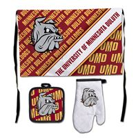 Picture of Minnesota-Duluth, University of Barbeque Tailgate Set-Premium