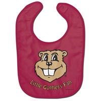 Picture of Minnesota, University of All Pro Baby Bib