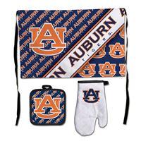 Picture of Auburn University Barbeque Tailgate Set-Premium