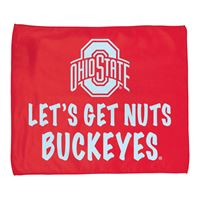 "Picture of Ohio State University Rally Towel 15"" x 18"""