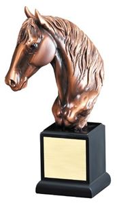 Picture of RFB143 Gallery Resin Horse Head 12""